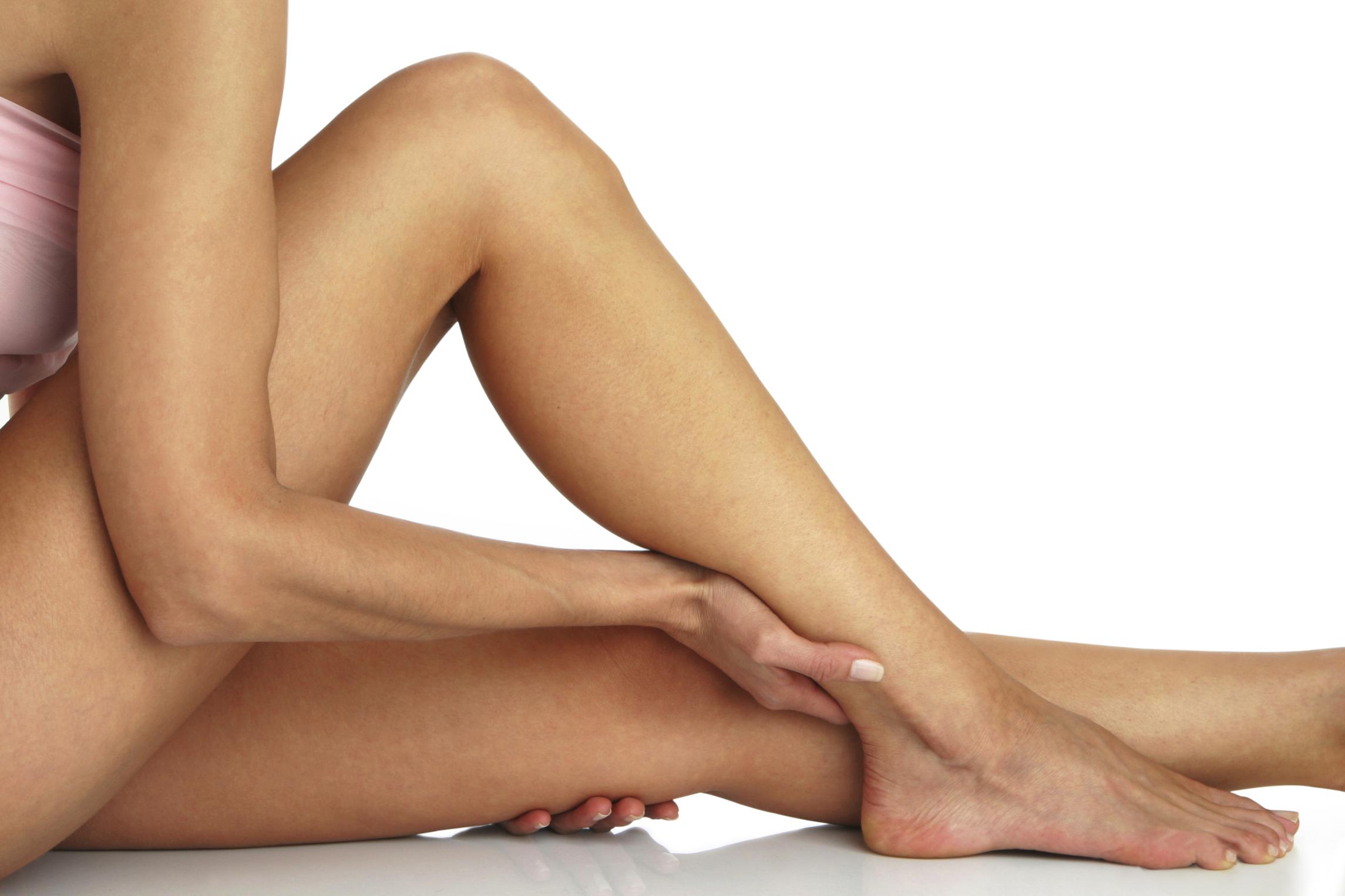 férfiaknál a lábak visszér
