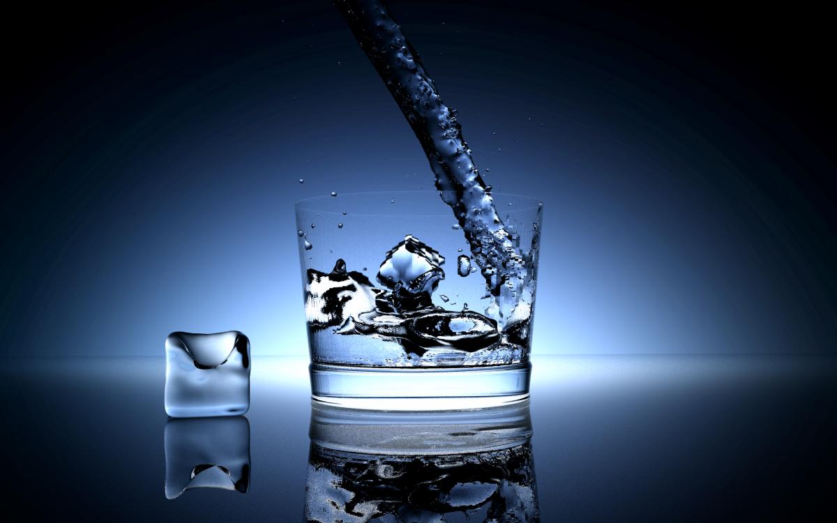visszérrel, igyon vizet