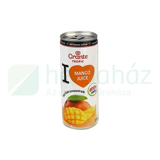 Organic Shop Gyengéd bőrmegújító arcradír bio sárgabarack és mangó kivonattal – 75ml