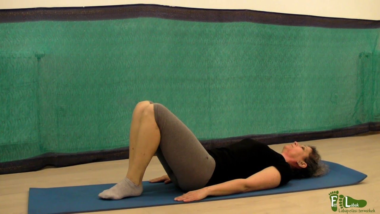 fizikai gyakorlat visszér video