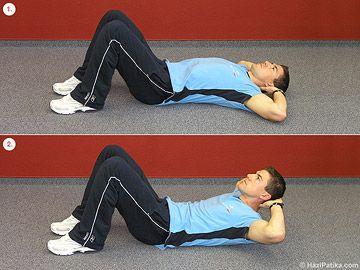 gyakorlatok a visszerek a lábak hajlékony teste