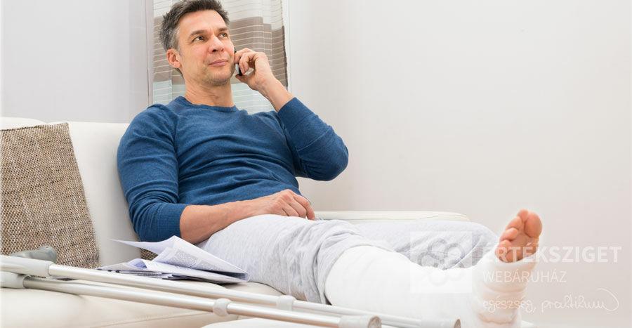 Mikor van szükség véralvadásgátlóra a végtag gipszelése esetén?