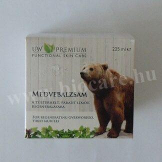 a medve zsírjának visszeres alkalmazása