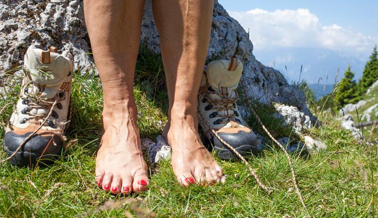 a láb artériák visszér