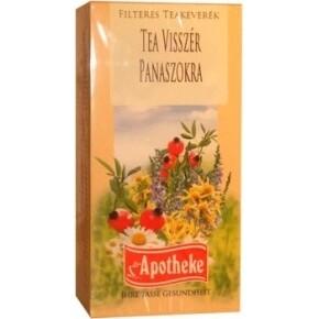 tea visszér visszér komlótobozok