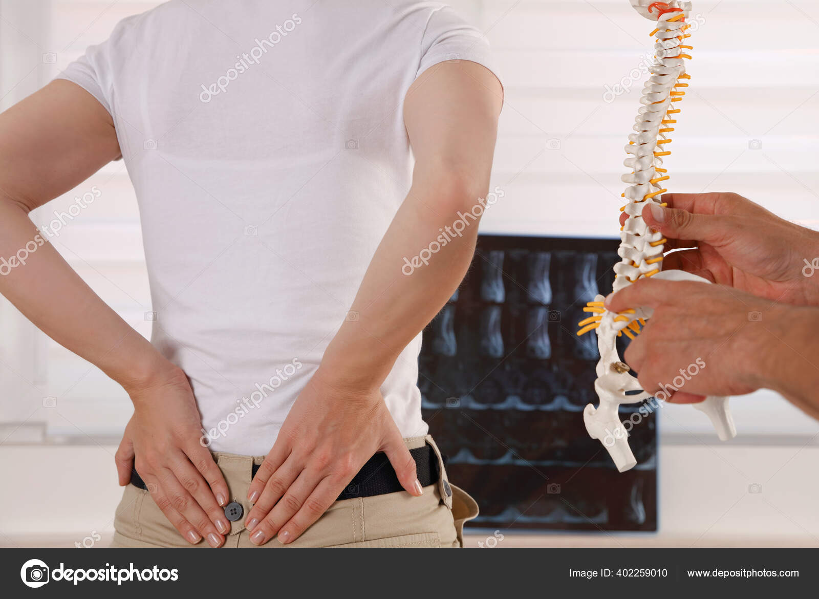 osteopathia visszér