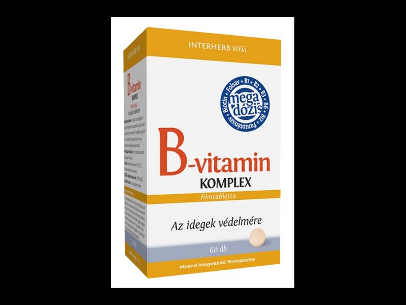 B-vitaminok és visszér dal a visszér