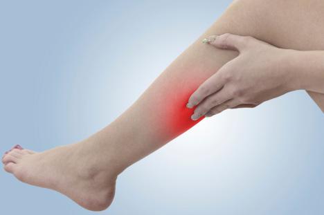 súlyos fájdalom a lábban, visszeres visszér és só-iletsk