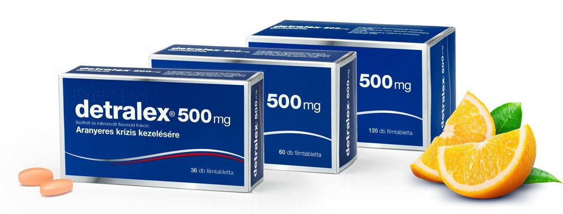 visszér új gyógyszer