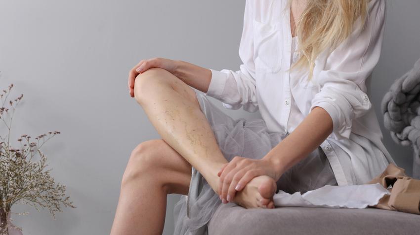 visszér és a láb fájdalma